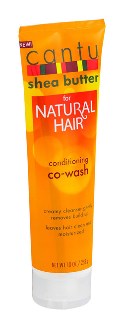 Cantu Shea Butter for Natural Hair Conditioning Co-Wash- 10oz