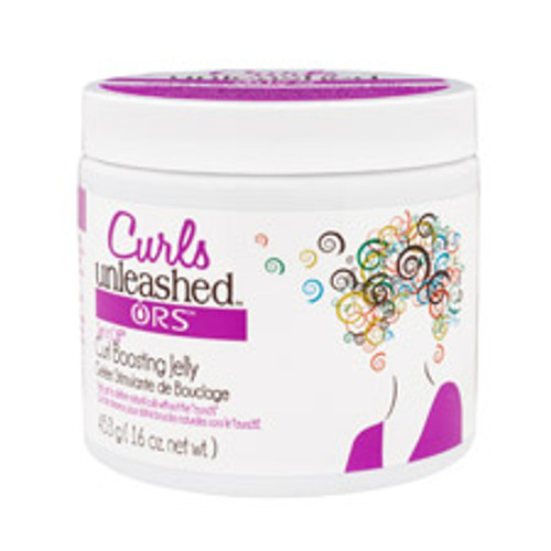 Organic Root Stimulator Curls Unleashed Curl Boosting Jelly, 470ml