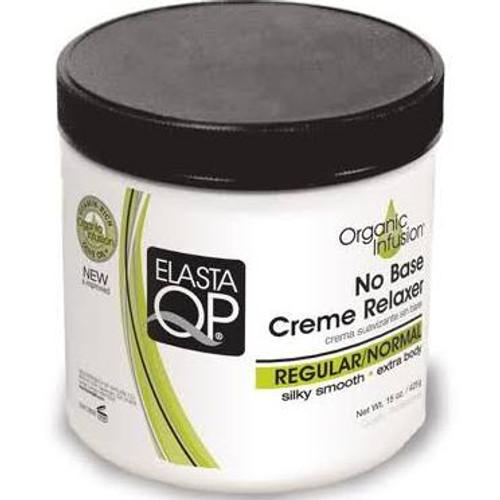 Elasta QP No Base Créme Relaxer- 15oz