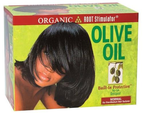 Organic Olive Oil Relaxer Kit