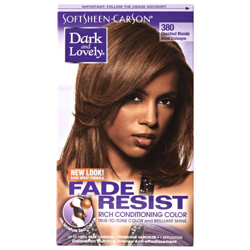 Dark and Lovely Fade-Resistant Color