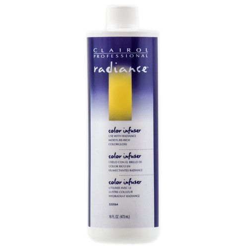 CLAIROL PROFESSIONAL RADIANCE COLOR INFUSER- 8oz