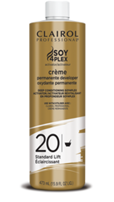 Clairol Professional Crème Permanente Dedicated Developers- 16oz