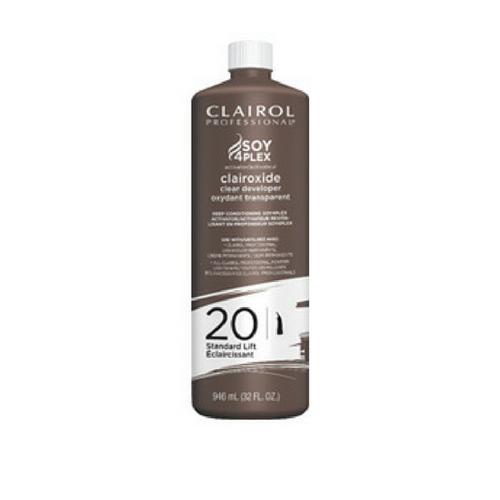 Clairol Professional Clairoxide Clear Developer- 8oz