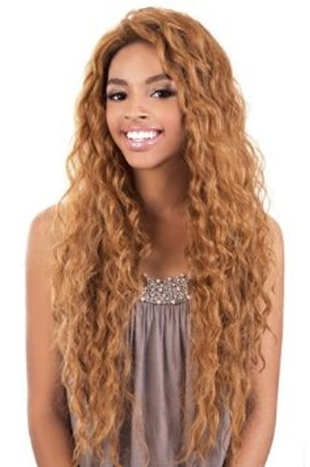 Beshe Lady Lace Deep Lace Front Synthetic Wig LACE - 304