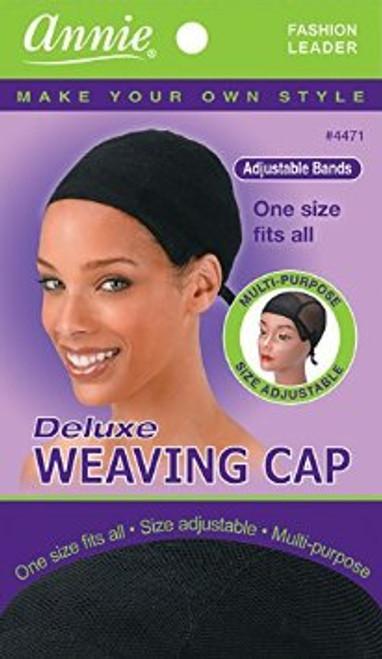 Annie Deluxe Weaving Cap #4471
