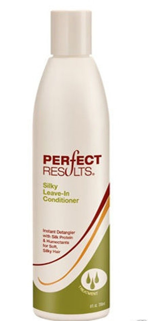 PERFECT RESULTS SILKY LEAVE-IN CONDITIONER 8 OZ