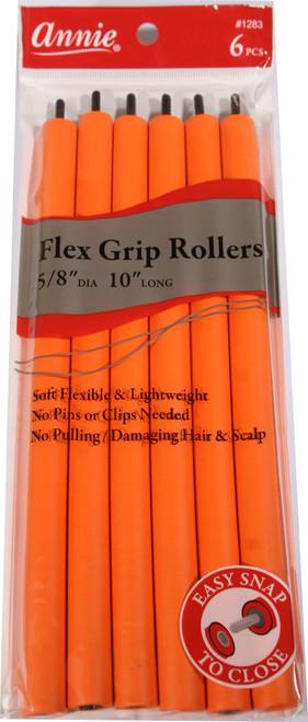 "annie Flex Grip Rollers Dia. 5/8"" #1283"