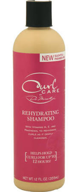 Dr.Miracle's Curl Care Rehydrating Shampoo 12oz