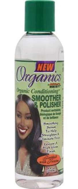 Africa's Best Organics Smoother & Polisher Smoothing Serum 6oz