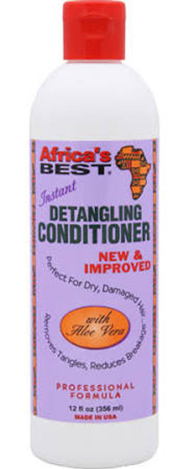 Africa's Best Instant Detangling Conditioner 12oz
