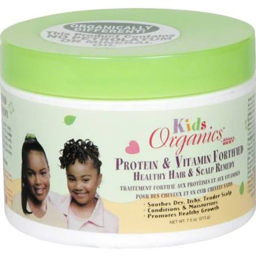 Africa's Best Kids Organics Protein & Vitamin Fortified Healthy Hair & Scalp Remedy - 7.5 oz