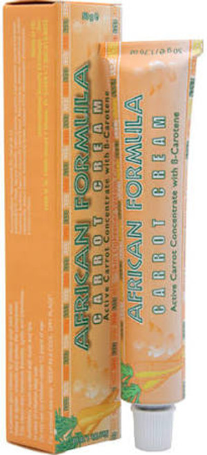 African Formula Skin Lightening Cream Carrot Cream 1.76oz