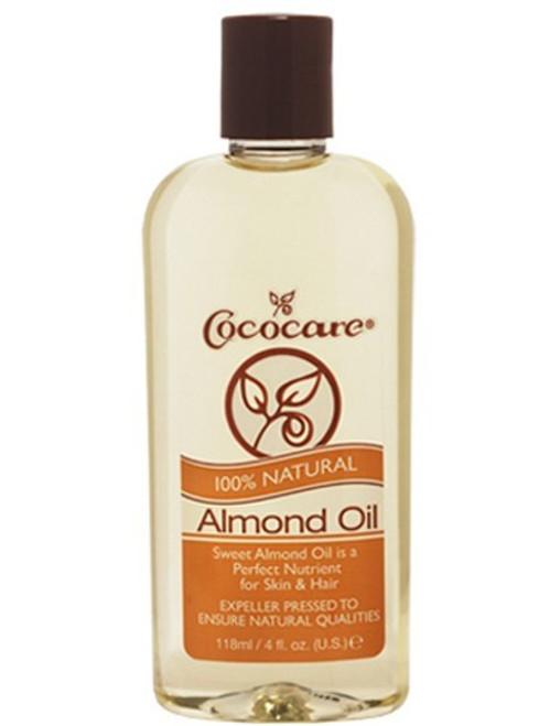 100% NATURAL ALMOND OIL- 4oz