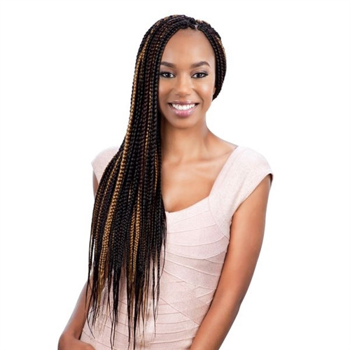 Freetress Braid BOX BRAID SMALL (Crochet & Latch Hook)