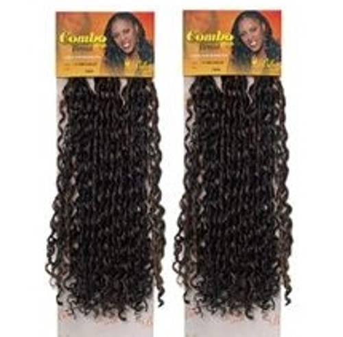 Biba Synthetic Combo Braid