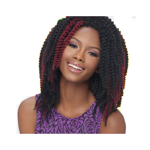 Harlem 125 Synthetic African Braid Ghana Twist 10in