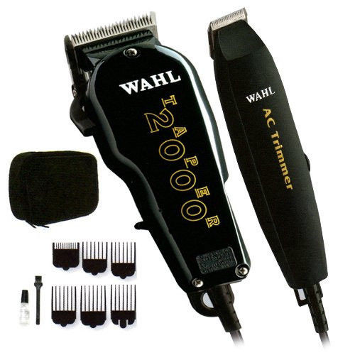 Wahl Essentials Combo Taper 2000 Professional Clipper & AC Trimmer