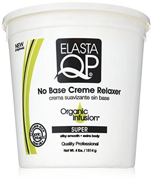 Elasta QP No Base Créme Relaxer- 4 lbs
