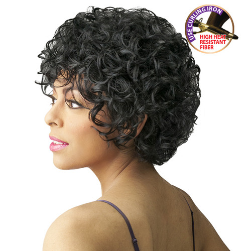 Chade New Born Free Synthetic Wig- STELLA