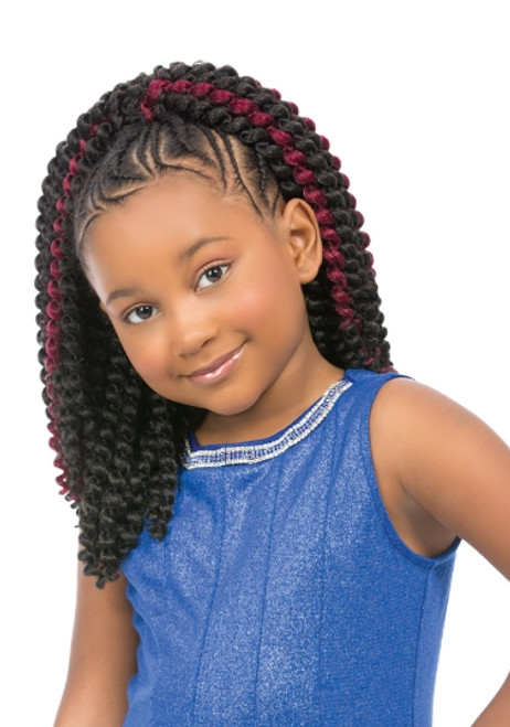 "Sensationnel African Collection Crochet Braid 12""- BABY COZY"