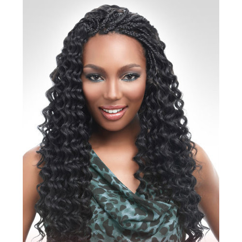"Harlem 125 Kima Braid Ripple Deep 20""- KRD20"