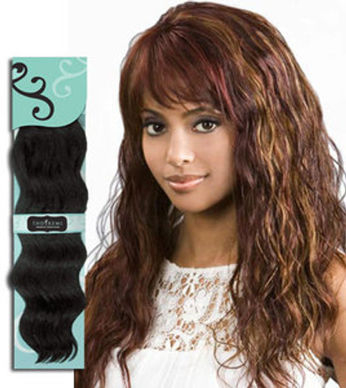 "Bobbi Boss Indi Remi Ocean Wave Remi Hair Weave 12""-22"""