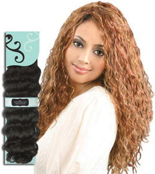 "Bobbi Boss Indi Remi French Wave Hair Weave 12""-18"""