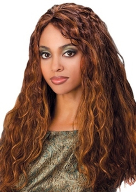 "Bobbi Boss Indi Remi Malaysian Wave Remi Hair 16""- 18"""