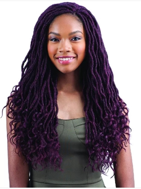 Freetress Braid Synthetic - Goddess Loc