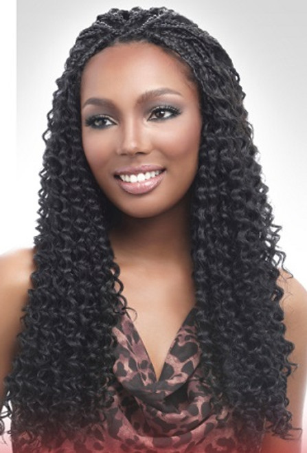 Harlem125 Kima Braid Brazilian Twist 20""