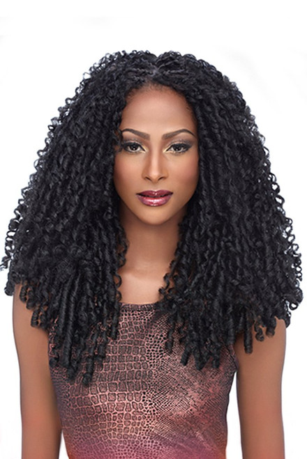 Harlem125 Kima Braid Soft Dreadlock 14""