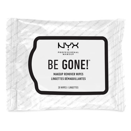 NYX Professional Makeup Be Gone! Makeup Remover Wipes