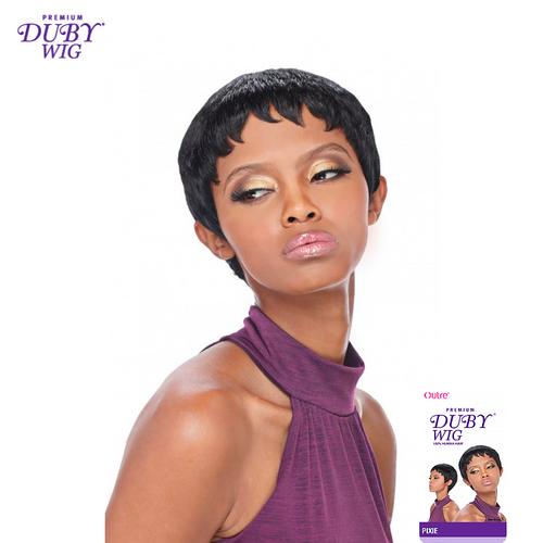 Outre 100% Human Hair Premium Duby Wig - PIXIE