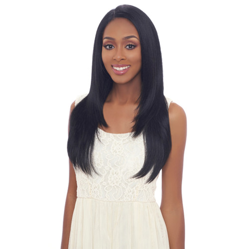 Harlem 125 Synthetic Hair Swiss Lace Wig - FLS01 (4X4 Full Lace with Silk Base)