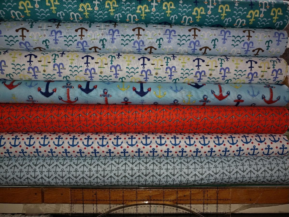 Anchors Fabrics
