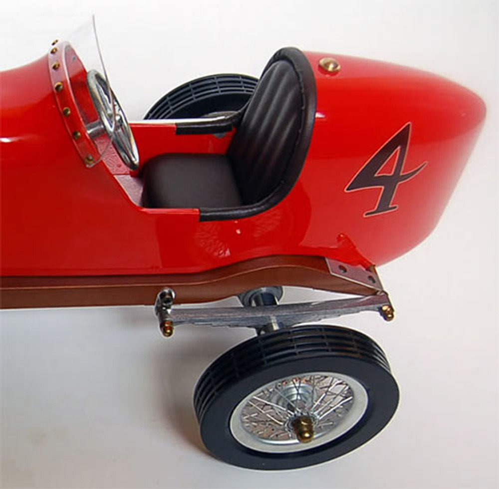 Authentic Models Bantam Midget Racer in Red