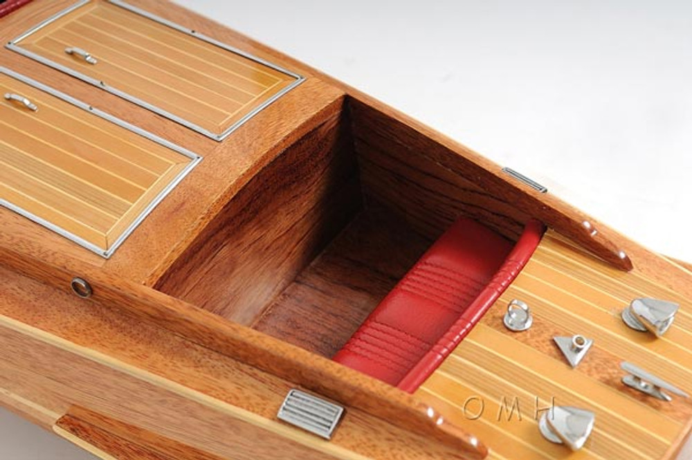 Chris-Craft Runabout Speedboat Model