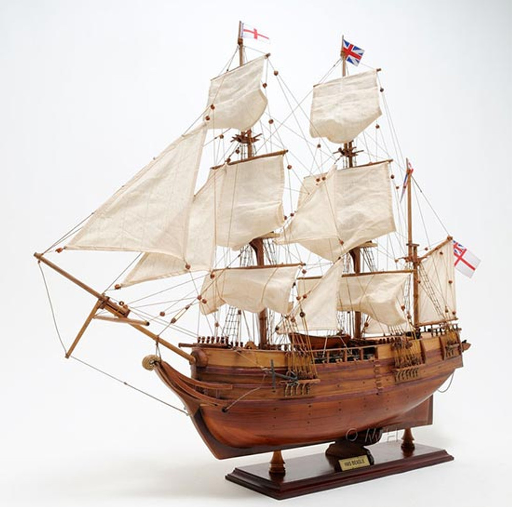 HMS Beagle Tall Ship