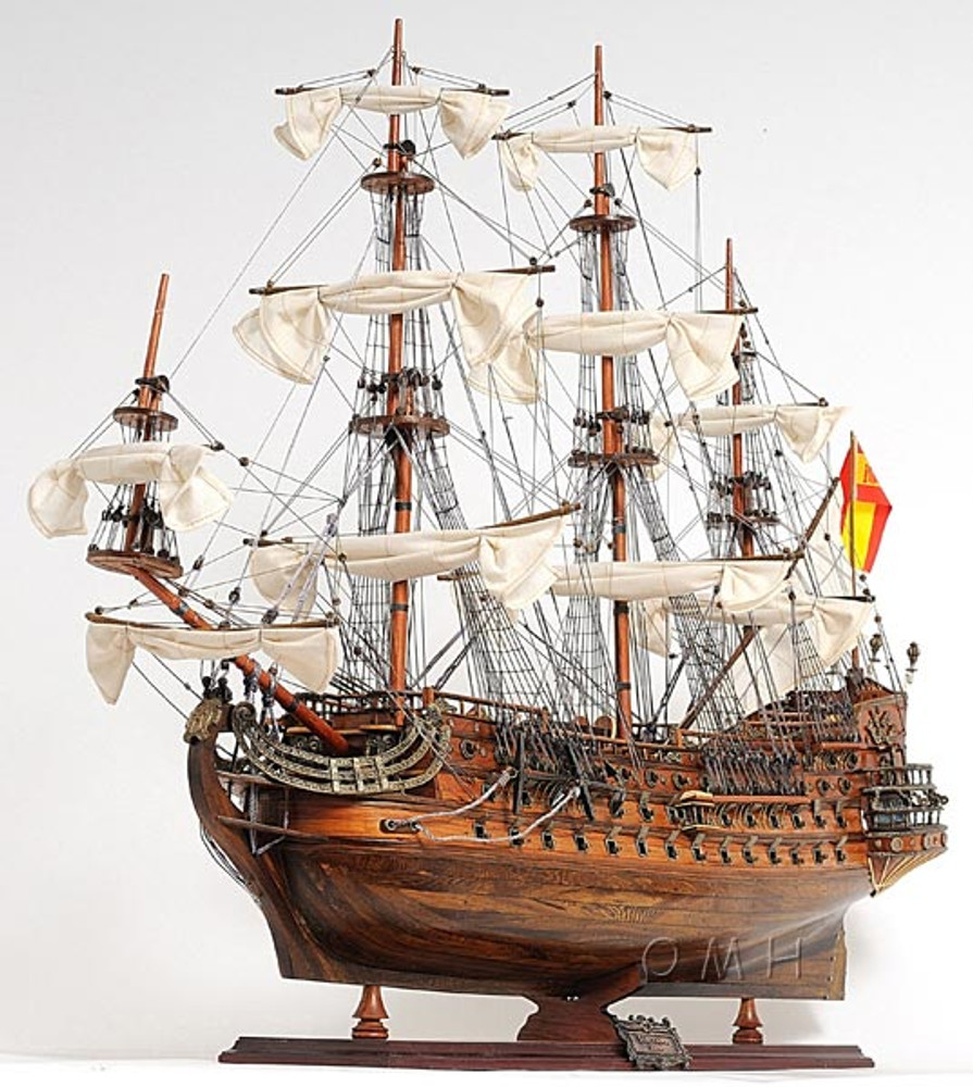 San Felipe Medium Version Tall Ship