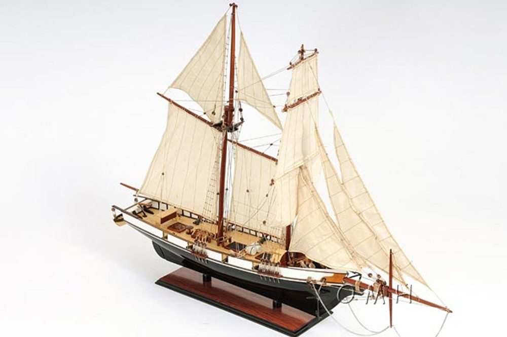 Harvey Painted Clipper Ship