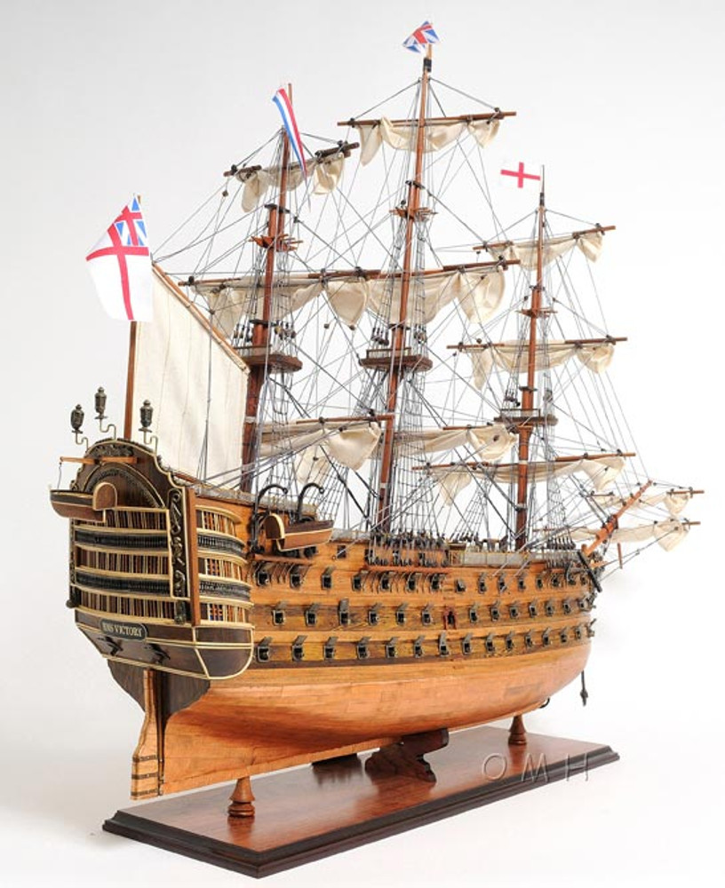 HMS Victory Copper Bottom Version