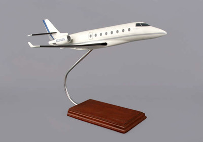 Gulfstream 200 Airplane Model