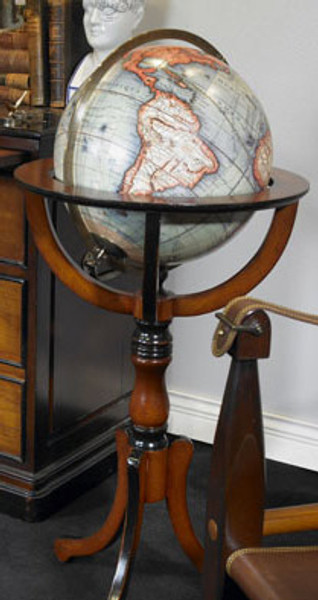 Authentic Models Library Globe with Stand