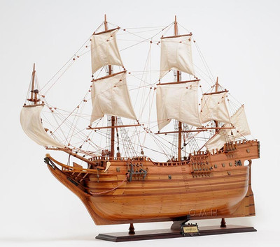Arabella Ship Model