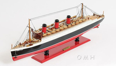 Queen Mary Ocean Liner Large Version