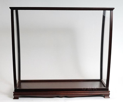 Tall Ship Display Case Medium Size