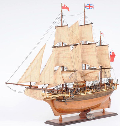 HMS Bounty Tall Ship