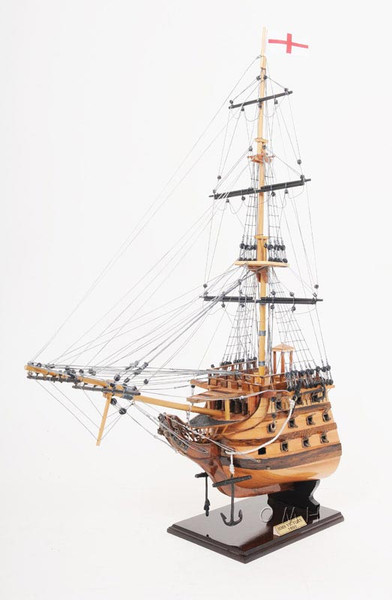 HMS Victory Bow Section Replica