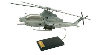 Bell AH-1Z USMC Helicopter Model